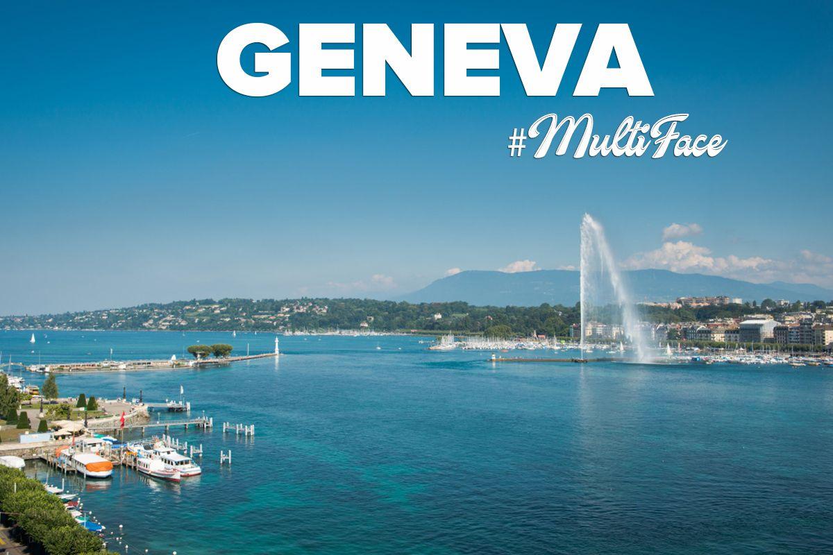 Boat cruise in Geneva